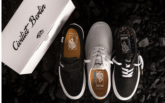 Brighton Zeuner Vans Collection SOLO Skateboardmagazine