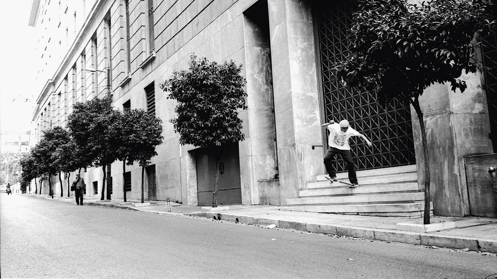 Soloskatemag Hiro Crooked