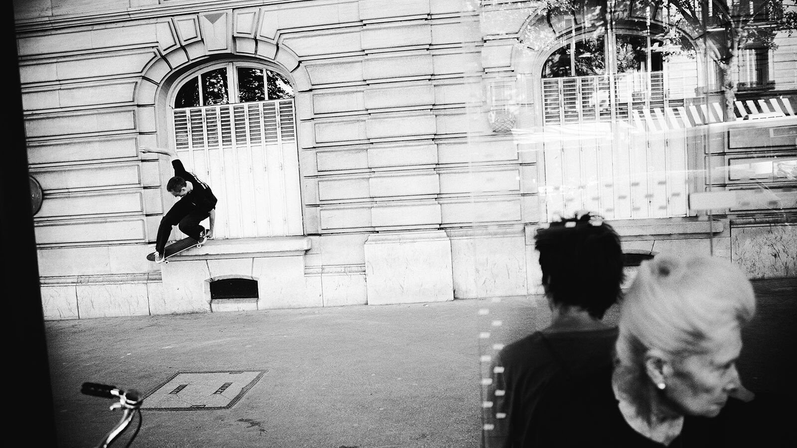 Kalle Wiehn Bs Smith Tailgrab Paris Sw