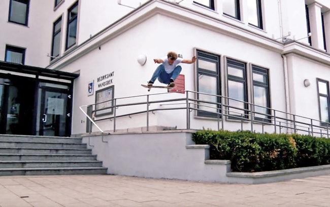 Gabriel Engelke Hippie Jump Final