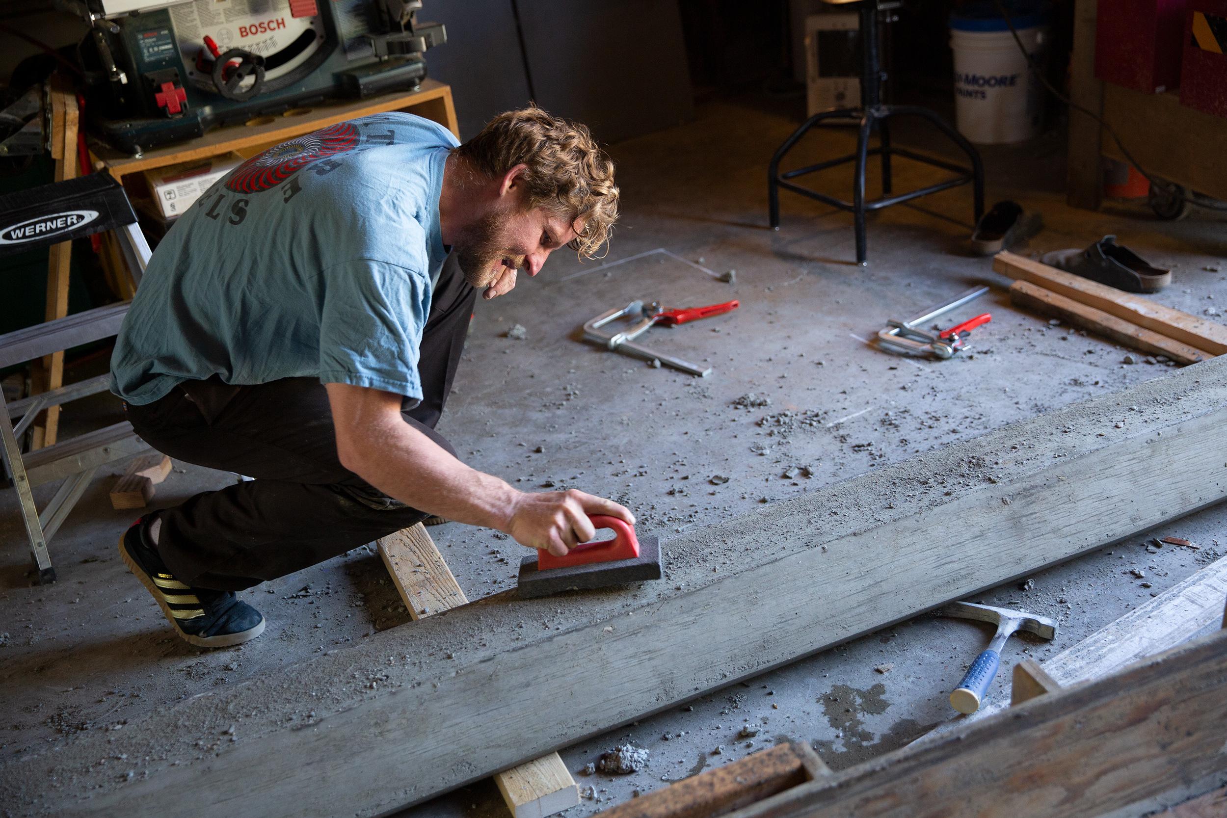 Busenitz15 Year Photos Curb Rub Brick01 Gaberman