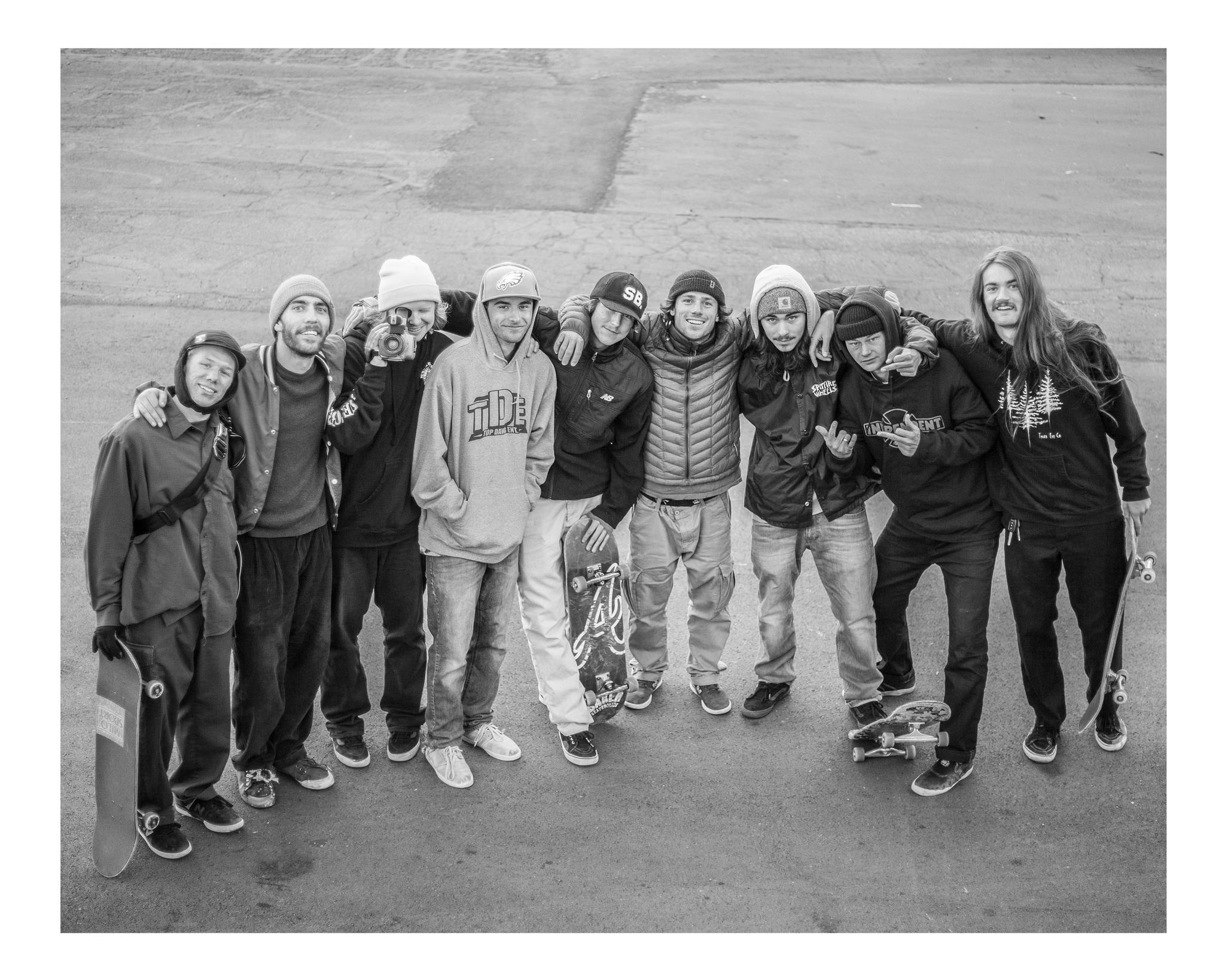 Olympus Mons Crew 2