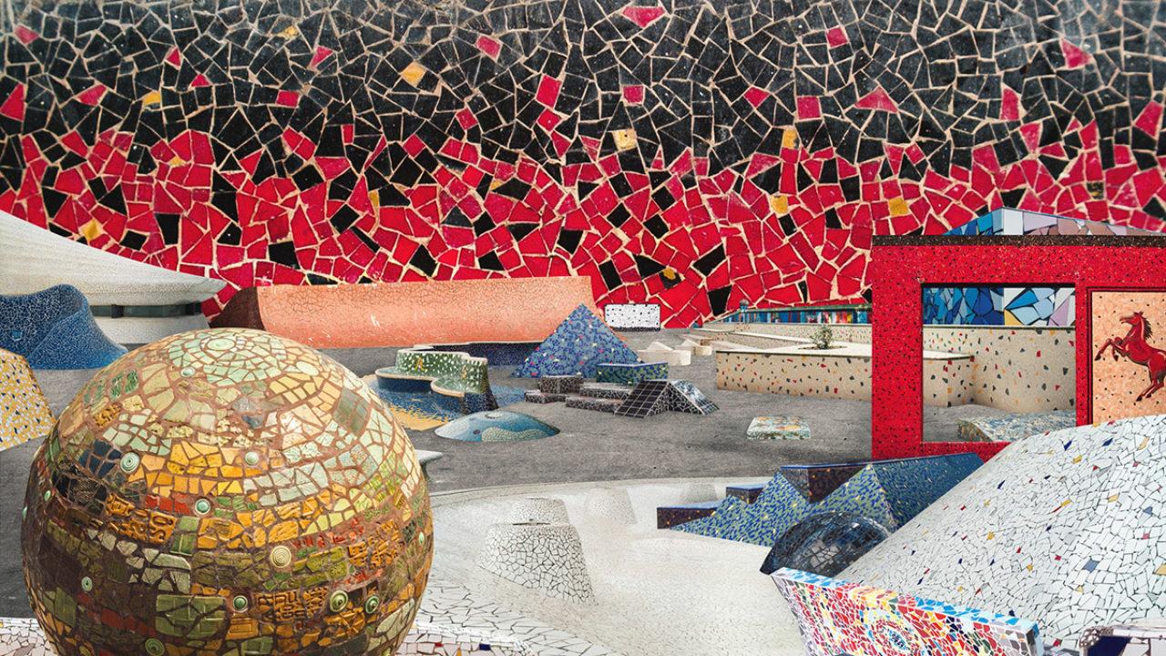 01 Mosaic 00 Plaza