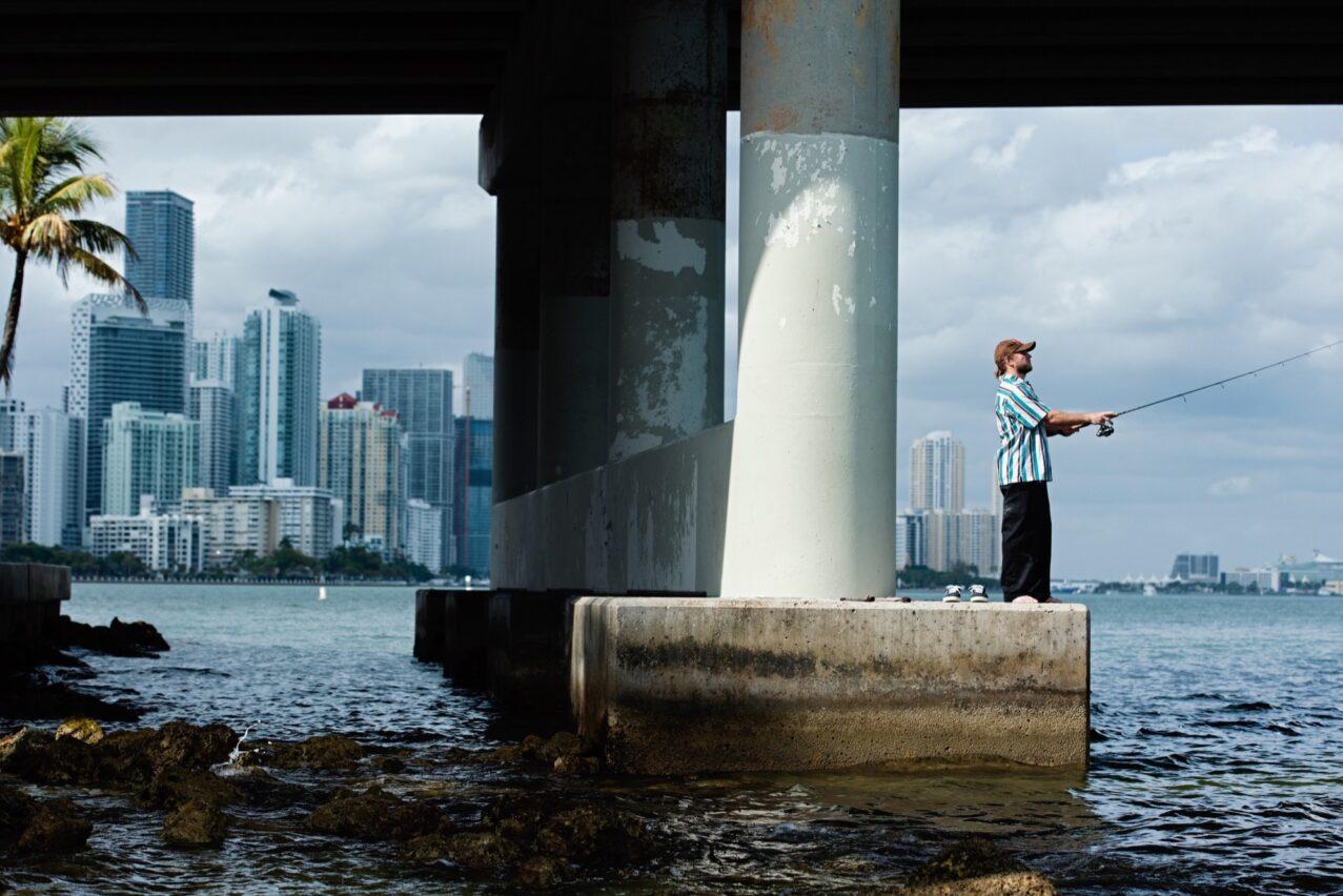 Jamie foy bridge fishing