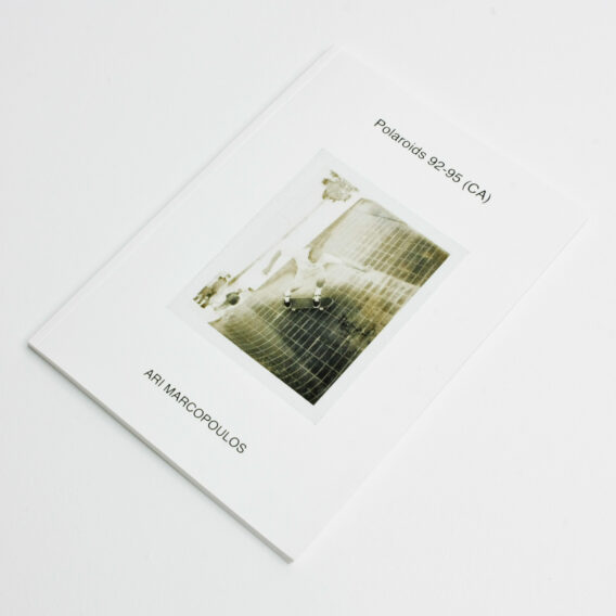 Ari Marcopoulos Polaroids 92 95 CA 1