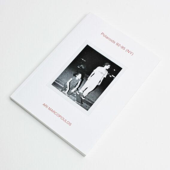 Ari Marcopoulos Polaroids 92 95 NYC 1