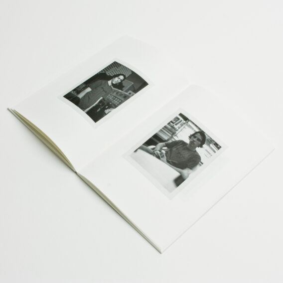 Ari Marcopoulos Polaroids 92 95 NYC 13