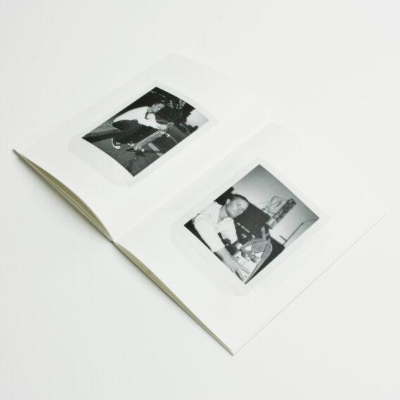 Ari Marcopoulos Polaroids 92 95 NYC 14