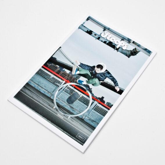 Stoops Skateboard Magazine Issue 5 1
