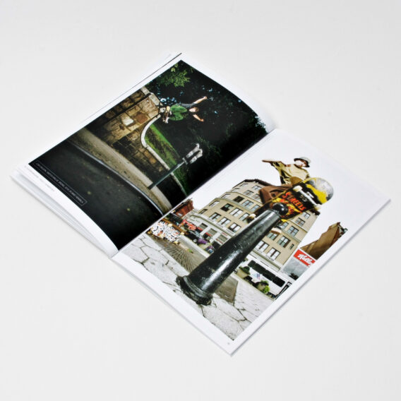 Stoops Skateboard Magazine Issue 5 9