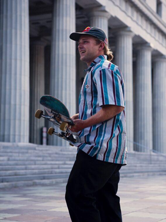Jamie foy havana shirt walk