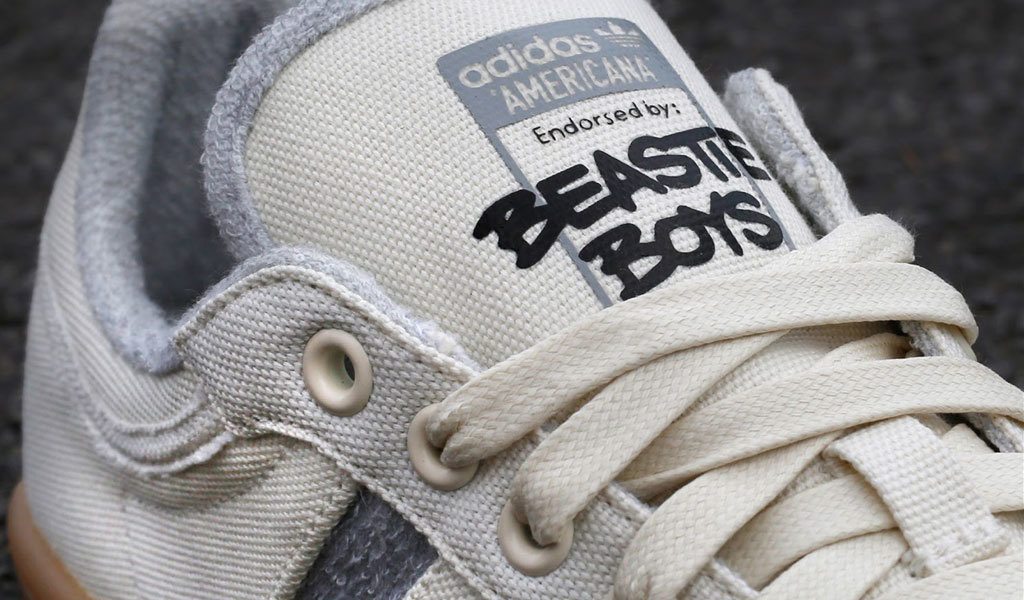 Adidas Skateboarding x Beastie Boys SOLO