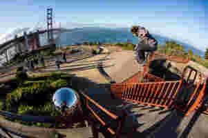 DANIEL BECK Doron Arad Ollie Golden Gate