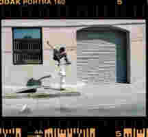 DANIEL BECK Harrison Hafner Ollie Hydrant SF