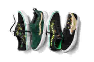 FA20 Skate Shake Junt Footwear Lineup