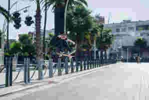 Marco Kada Kickflip Off Micro Bump DVL