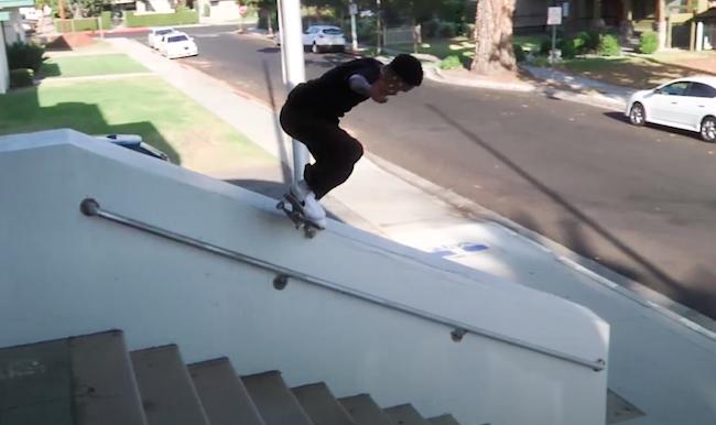 Element Skateboards - Gabriel É Pro! - SOLO