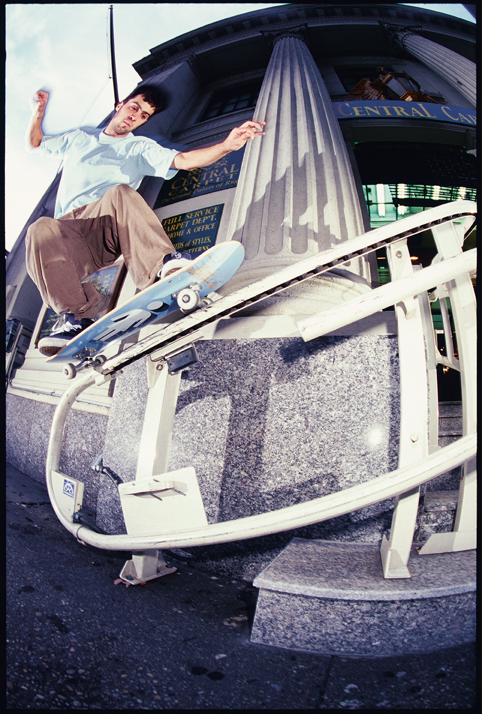 Bobby Puleo Upgrind Nyc 1999 Omeally Prints