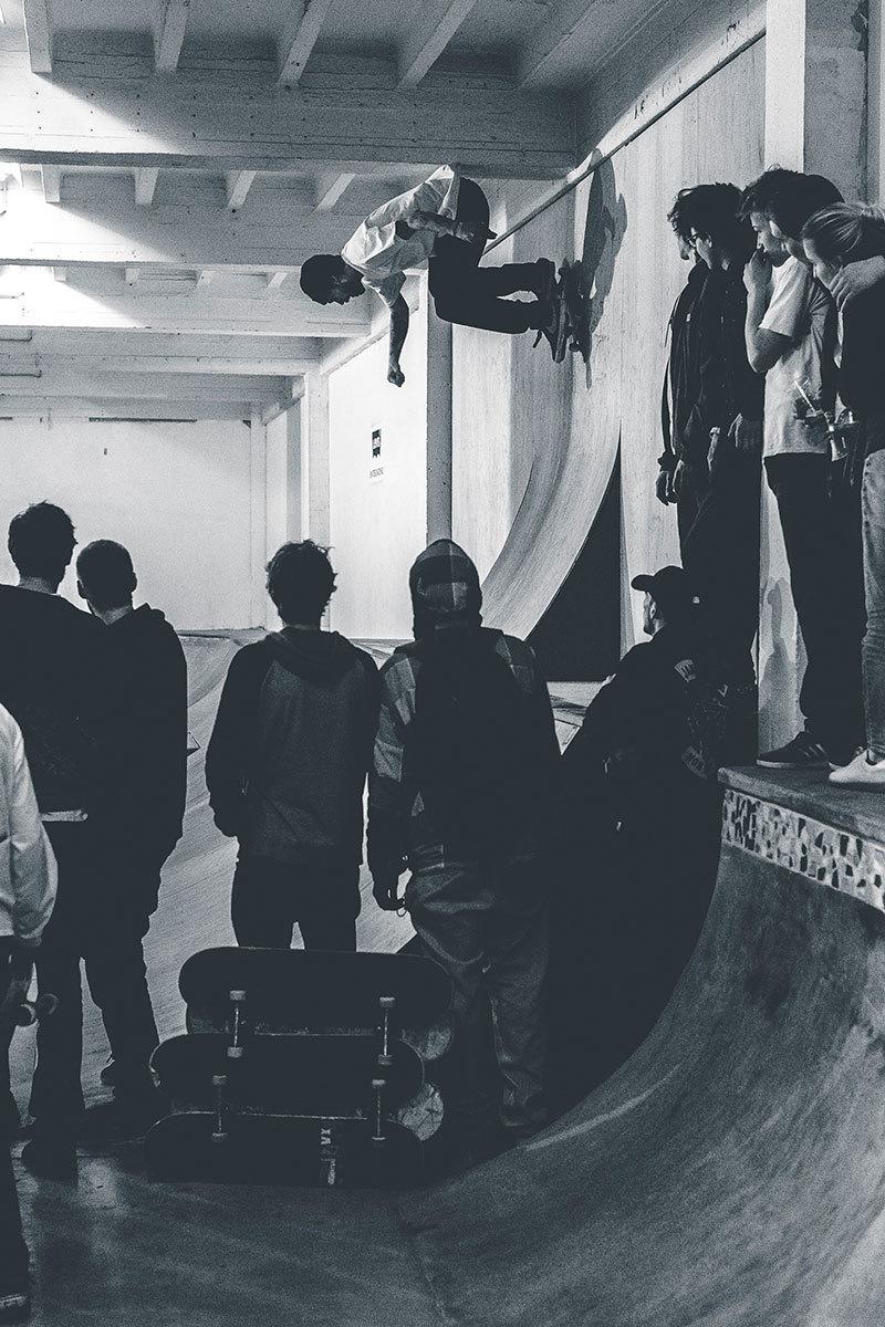 Levis Skateboarding The Byrrrh Skate Project 28