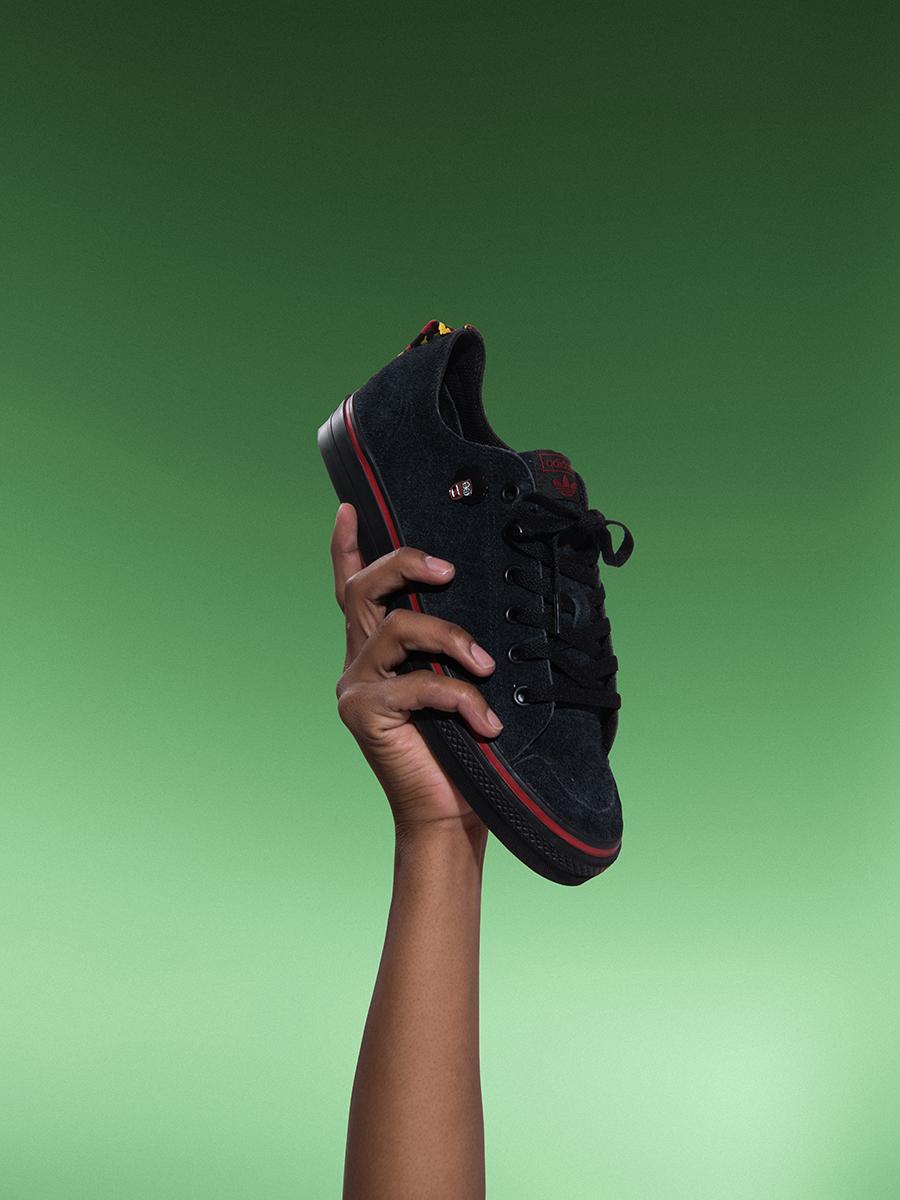 Adidas – Na Kel Smith reboots the Nizza SOLO