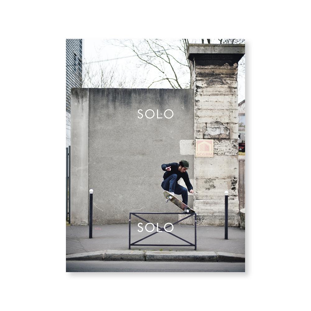 Solo 017 Cover
