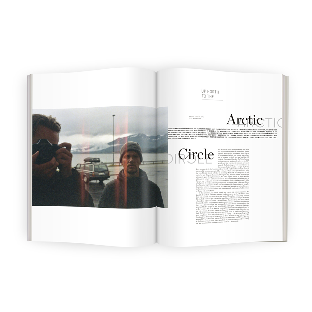 SOLO 035 Arctic Circle