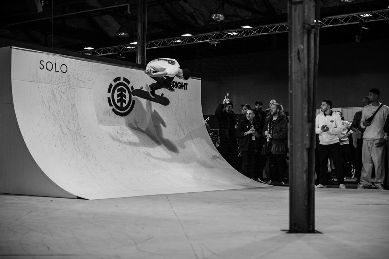 Ross Mcgouran Wallride To Kickflip