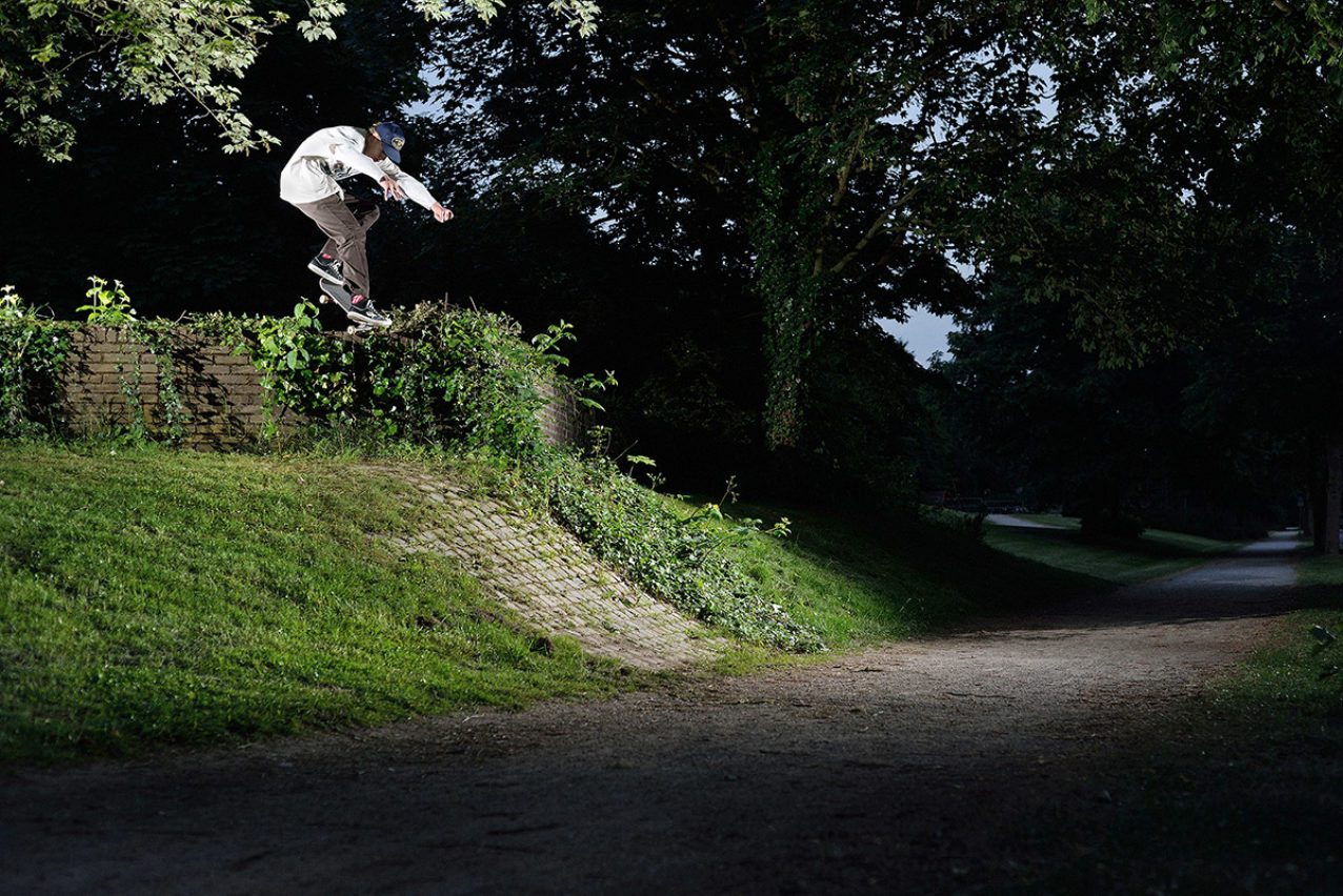 Ruben Lucke Nosebonk – Photo: Robert Christ