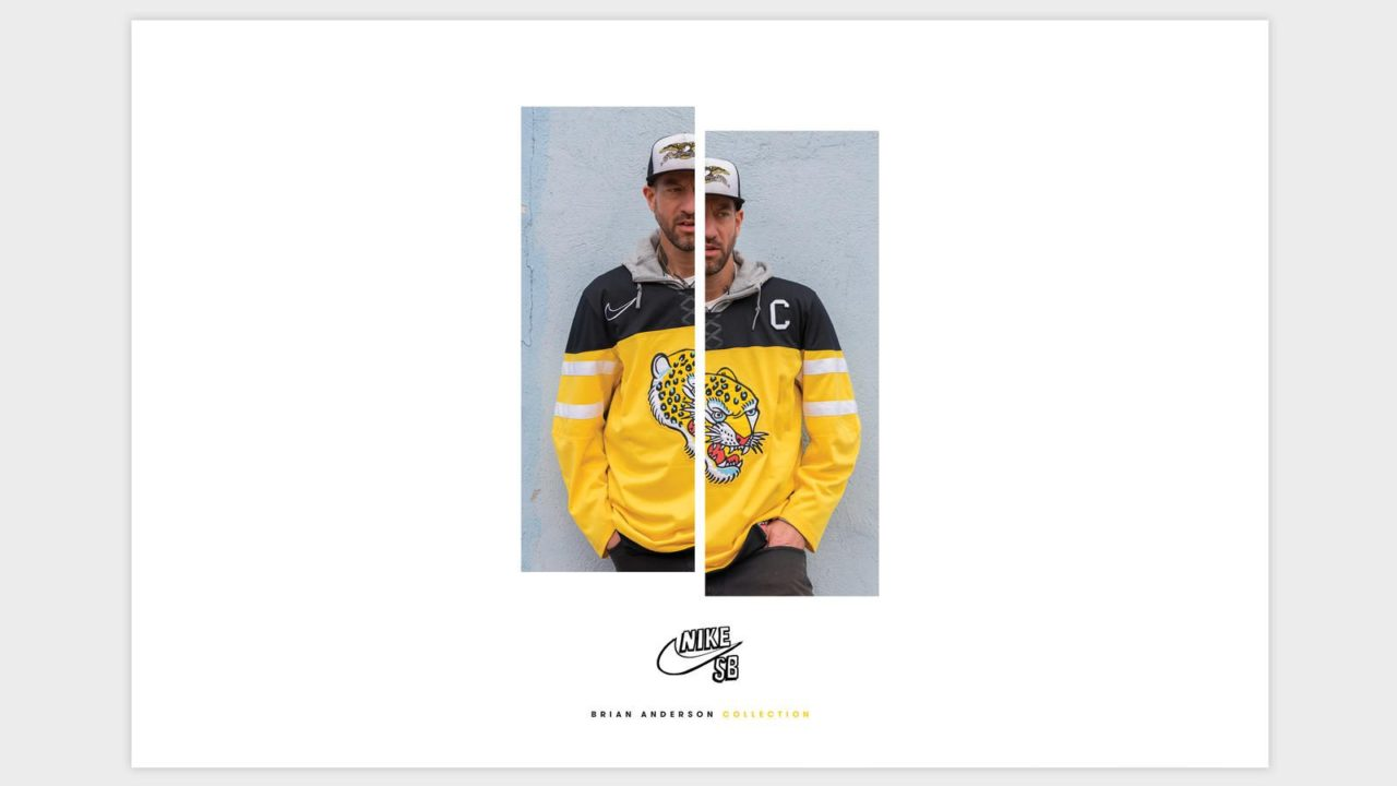 The Brian Anderson Collection Zine Cover Hd 1600