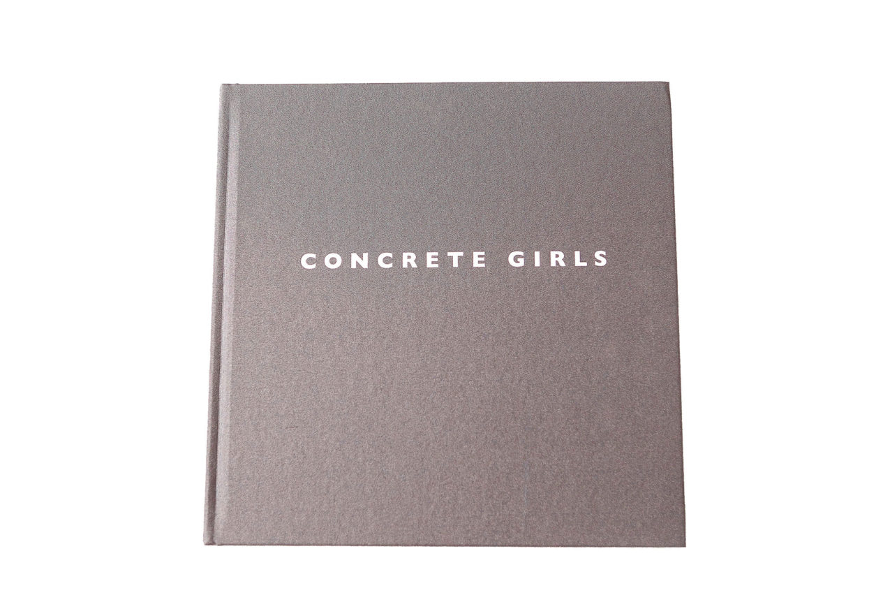 Concretegirls Press Frontcover