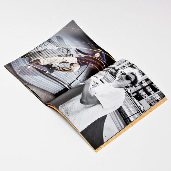 Colin Sussingham No Breaks Photobook 14