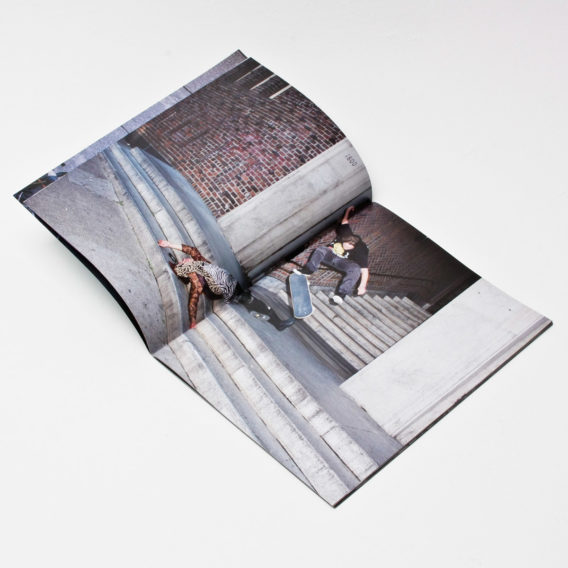 Colin Sussingham No Breaks Photobook 4