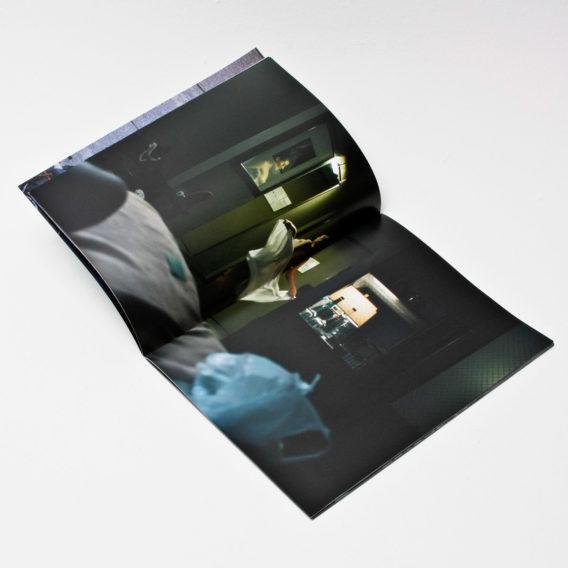 Colin Sussingham No Breaks Photobook 5