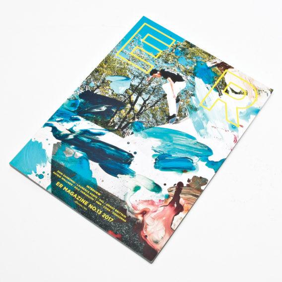 Er Skateboard Magazine Issue 13 1