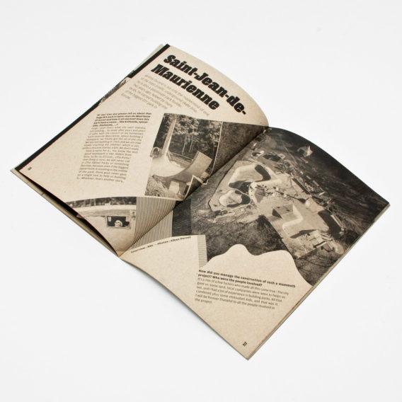 RRL Skateboard Magazine Issue 1 8