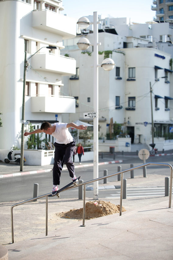 Solo Johnny Purcell Bs Smith Tel Aviv