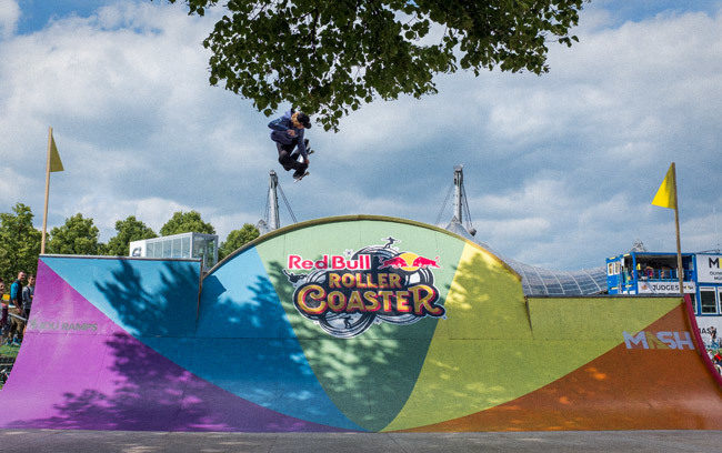 Volcom garden experience Berlin FROTH swabianmadness