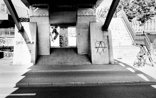 Altes Kraftwerk Studio kiosq Editorial Solo c Simon Liersam 5