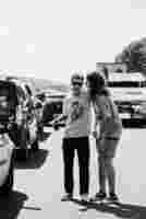 Dustin Bax Traffic Jam Highway 2768 Bw