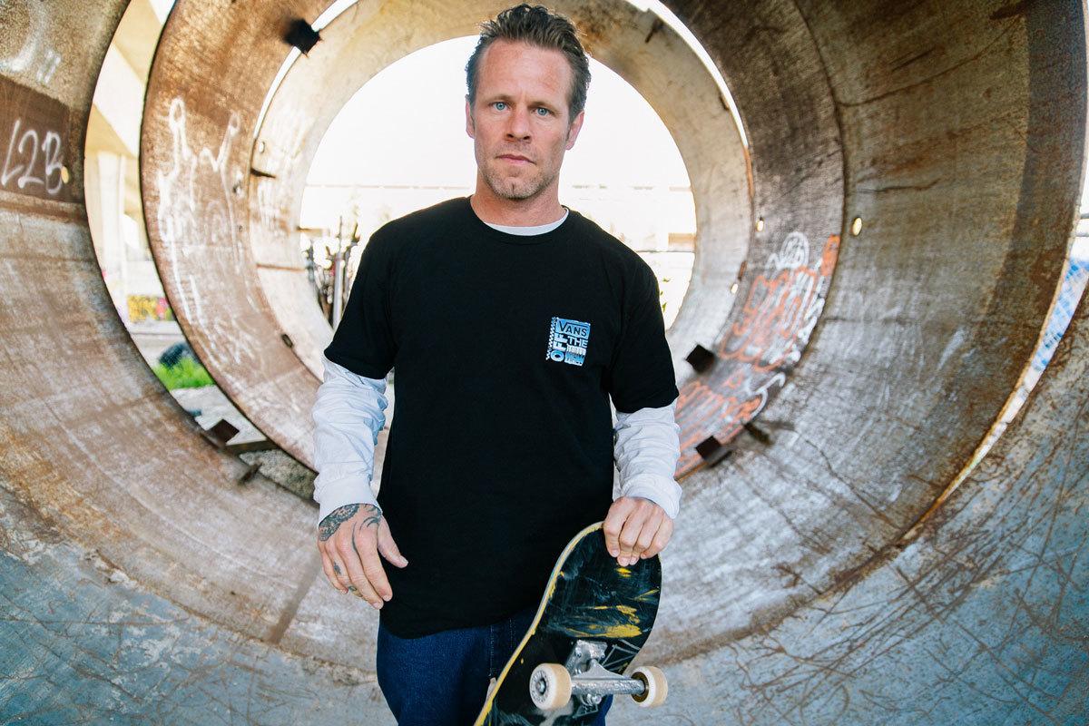 Vans – the new AVE Pro SOLO Skateboardmagazine