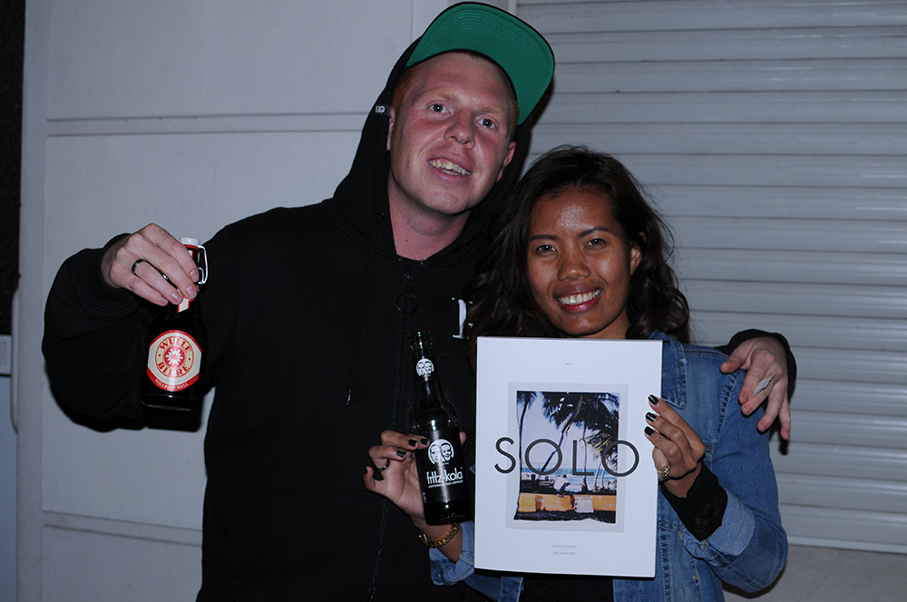 SOLO Skate Magazine Launch Party