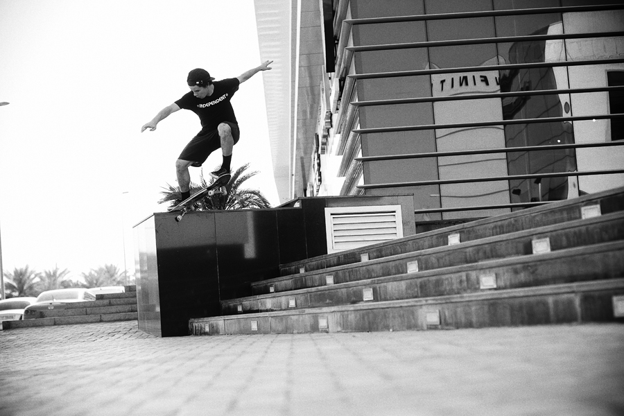 Jan Hoffmann – Switch Crooked Grind