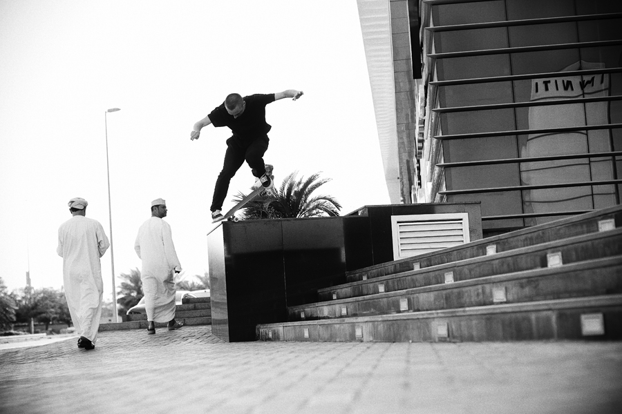 Kalle Wiehn – Backside Nosegrind Revert