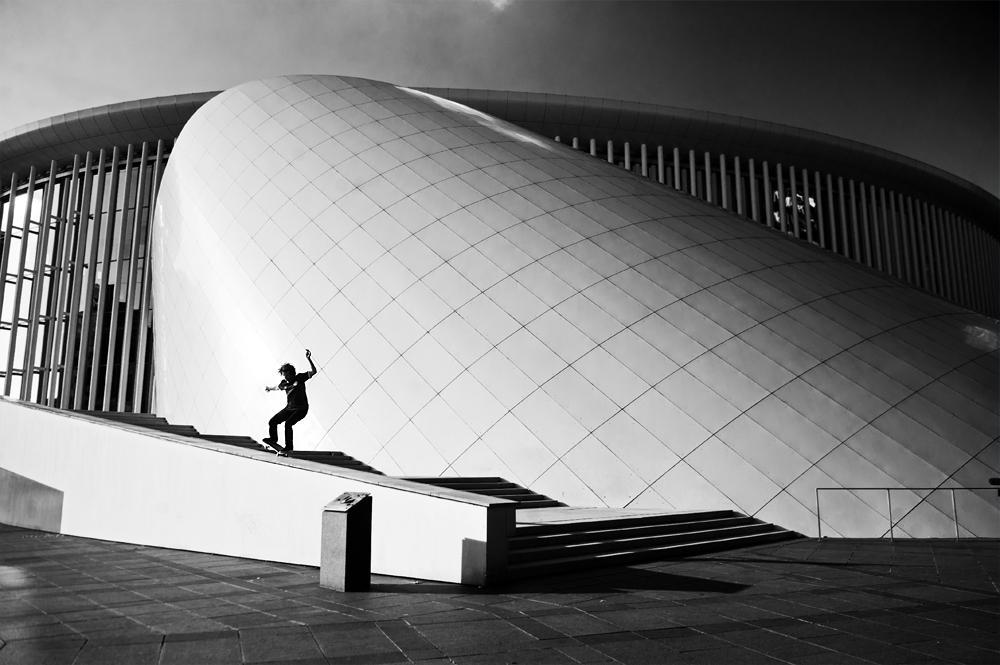 Sandro Trovato – Frontside Nosegrind