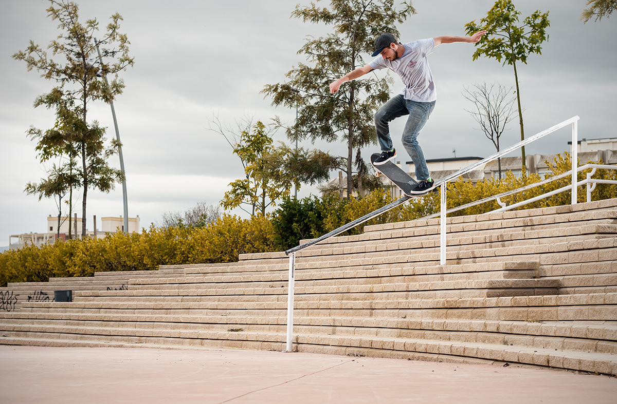 Stephan Poehlmann – Backside Bluntslide
