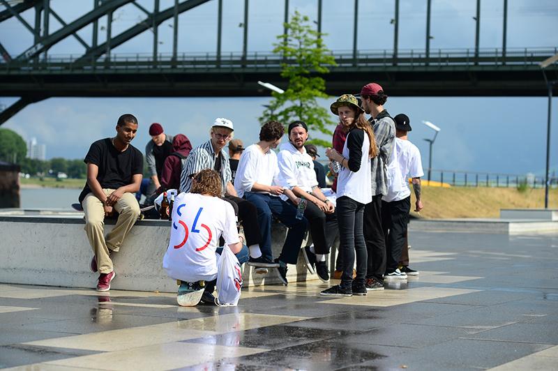 Go Skateboardin Day Köln 2015