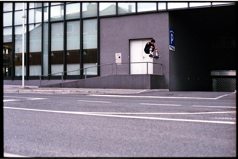 Jan Hoffmann – Frontside 180