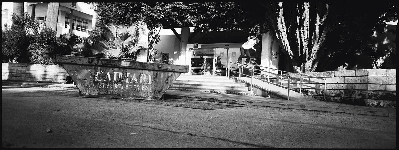Valentin Cafuk – Boardslide