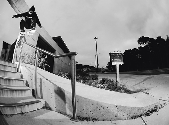 Nakel Smith – Ollie