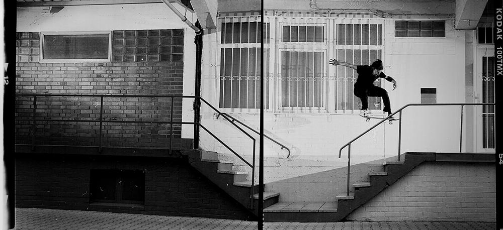 Danny Sommerfeld – Ollie